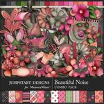 A Beautiful Noise Combo Pack-$5.40 (Jumpstart Designs)