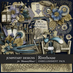 Riverhouse Add On Embellishment Pack-$3.99 (Jumpstart Designs)