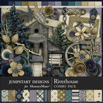 Riverhouse Combo Pack-$7.99 (Jumpstart Designs)