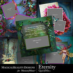 Eternity QuickMix-$3.99 (MagicalReality Designs)