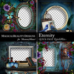 Eternity QuickPages-$3.99 (MagicalReality Designs)