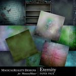 Eternity Paper Pack 2-$3.99 (MagicalReality Designs)