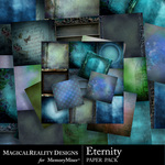 Eternity Bundle Paper Pack-$4.50 (MagicalReality Designs)
