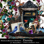 Eternity Embellishment Pack-$4.50 (MagicalReality Designs)