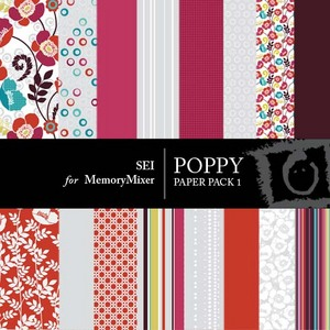 Sei poppy preview pack 1 medium