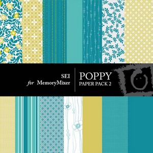 Poppy preview paperpack 2 medium