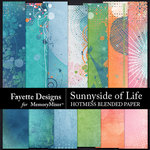 Sunnyside of Life Hotmess Blended Paper Pack-$3.99 (Fayette Designs)