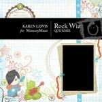 Rockwiz QuickMix-$4.50 (Karen Lewis)