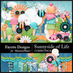 Sunnyside of Life Combo Pack-$5.60 (Fayette Designs)