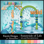 Sunnyside of Life Splash Pad MIni Pack-$4.99 (Fayette Designs)