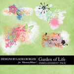 Garden of Life Scatters Pack-$1.25 (Laura Burger)
