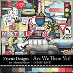 Are We There Yet Combo Pack-$8.99 (Fayette Designs)