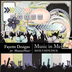 Music in Me FD Basics Mini Pack-$4.99 (Fayette Designs)