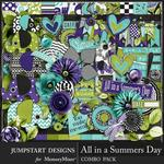 All in a Summers Day Combo-$7.99 (Jumpstart Designs)