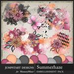 Summerhaze Accent Pack-$3.99 (Jumpstart Designs)