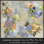 Just the Way You Are Accent Pack-$3.99 (Jumpstart Designs)