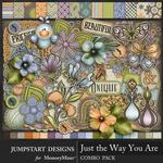 Just the Way You Are Combo Pack-$7.99 (Jumpstart Designs)