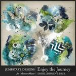 Enjoy the Journey Accents Pack-$3.99 (Jumpstart Designs)