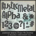 Enjoy the Journey Alphabet Pack-$3.99 (Jumpstart Designs)