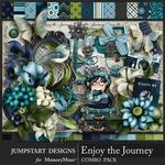 Enjoy the Journey Combo Pack-$7.99 (Jumpstart Designs)