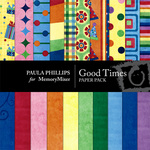 Good TImes Paper Pack-$4.00 (Paula Phillips)