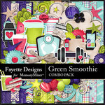 Green Smoothie Combo Pack-$7.99 (Fayette Designs)