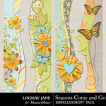 Seasons Come and Go Borders Pack-$1.99 (Lindsay Jane)