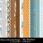 My Brother Paper Pack-$3.99 (Albums to Remember)