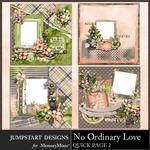 No Ordinary Love QuickPage 2-$4.99 (Jumpstart Designs)