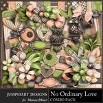 No Ordinary Love Combo Pack-$7.99 (Jumpstart Designs)