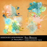 Sea Breeze LB Scatter Pack-$2.99 (Laura Burger)
