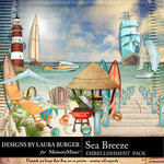 Sea Breeze LB Add On Emb Pack 2-$4.99 (Laura Burger)