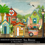 Sea Breeze LB Add On Emb Pack 1-$3.99 (Laura Burger)