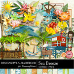 Sea Breeze LB Combo Pack-$7.99 (Laura Burger)