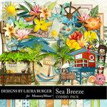 Sea Breeze LB Combo Pack-$7.99 (Laura Burger)