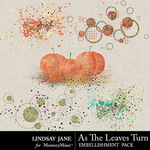 As The Leaves Turn Scatterz Pack-$1.99 (Lindsay Jane)