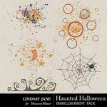 Haunted Halloween Scatterz-$1.40 (Lindsay Jane)