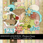 Project June Combo Pack-$4.99 (Laura Burger)