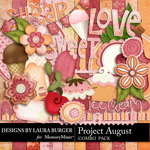 Project August Combo Pack-$4.99 (Laura Burger)