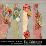 Fall Celebration Borders Pack-$4.99 (Laura Burger)