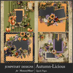 Autumn Licious QuickPage 2-$3.99 (Jumpstart Designs)