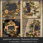Autumn Licious QuickPage 1-$3.99 (Jumpstart Designs)