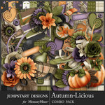 Autumn Licious Combo Pack-$7.99 (Jumpstart Designs)