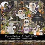 Ghost Town Combo Pack-$7.99 (Fayette Designs)