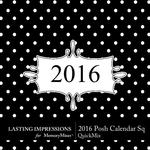2016 posh calendar sq p001 small
