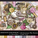 Life Journeys Combo Pack-$7.99 (Laura Burger)