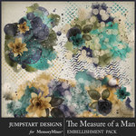 Measure of a Man Accents Pack-$3.99 (Jumpstart Designs)