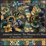 Measure of a Man Combo Pack-$7.99 (Jumpstart Designs)