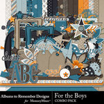 For the Boys ATR Combo Pack-$7.99 (Albums to Remember)