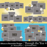 Through the Year Set 4 QuickMix-$3.49 (Albums to Remember)